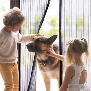 best magnetic door screen online